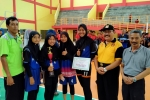 Madtsanesa  Torehkan Prestasi di Liga Bola Voli Kulon Progo 2020