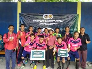 Juara 2 Binangun Student Cup 2020 Tingkat Kabupaten Kulon Progo