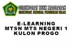 Tanggap Situasi Terkini, MTsN 1 Kulon Progo Luncurkan E-Learning Madrasah