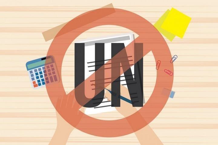 Ikhtiar Kedua , Surat Pemberitahuan Pembatalan Ujian Nasional Berbasis Komputer ( UNBK)  Tahun Pelajaran 2019/2020
