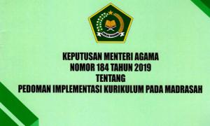 Biasakan New Normal MTs Negeri 1 Kulon Progo Sosialisasikan KMA Nomor 184